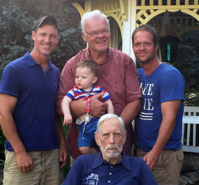 5 Generations of Plant Growers