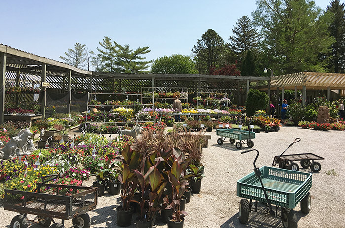 Country Arbors Retail Garden Center