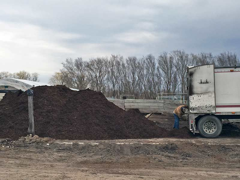 Mulch & Rock Delivery